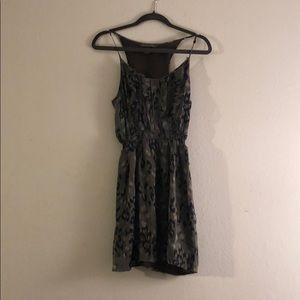 Charlie jade animal print dress
